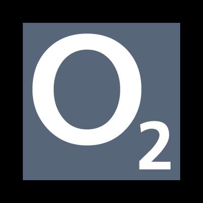 O2  logo vector logo