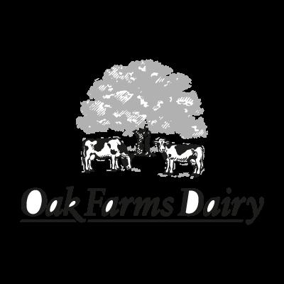 Oak Farms Dairy logo vector logo