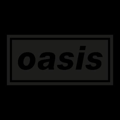 Oasis logo vector logo