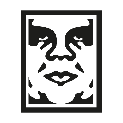 Obey the Giant logo vector logo