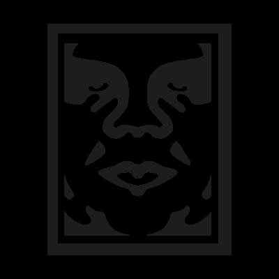 Obey the Giant logo vector logo