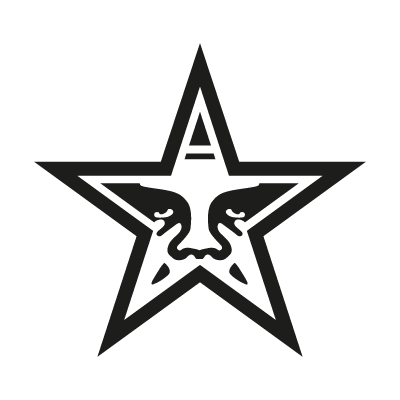 Obey the Giant Star logo vector logo
