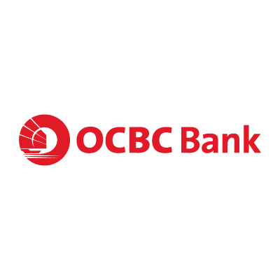 OCBC Bank logo vector logo