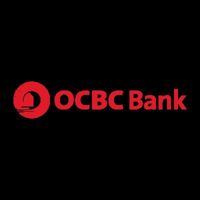 OCBC Bank logo vector logo