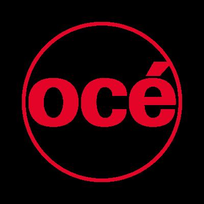 Oce logo vector logo