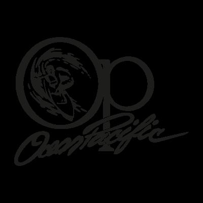 Ocean Pacific logo vector logo