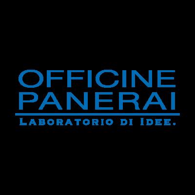 Officine Panerai logo vector logo