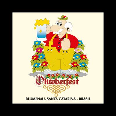 Oktoberfest logo vector logo