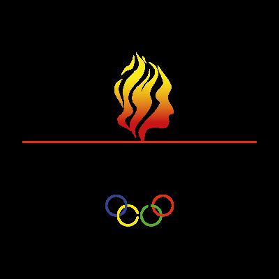 Olimpiadas de Excelencia no Atendimento logo vector logo