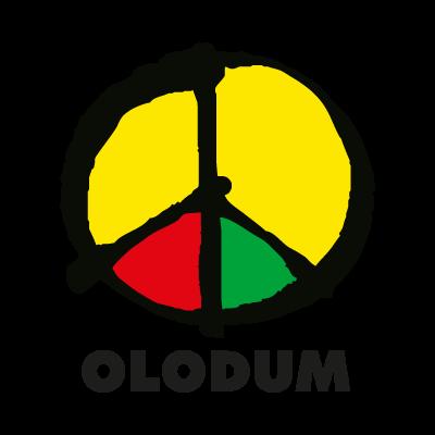 Olodum logo vector logo