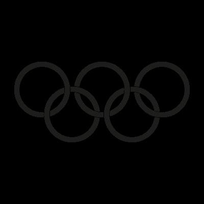 Olympic Games logo vector logo