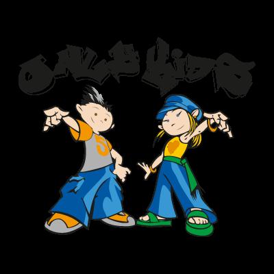 Only Kids logo vector logo