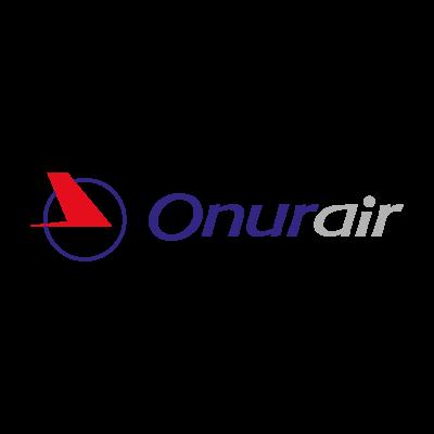 Onur Air logo vector logo