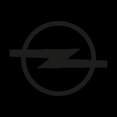 Opel 1987 logo vector logo