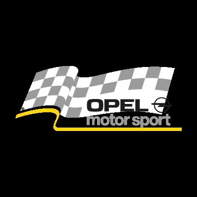 Opel Motorsport logo vector logo