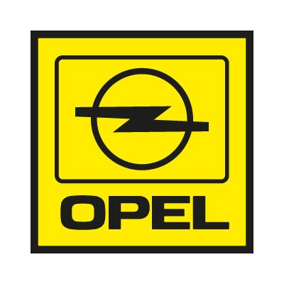 Opel Old logo vector logo