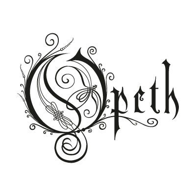 Opeth logo vector logo