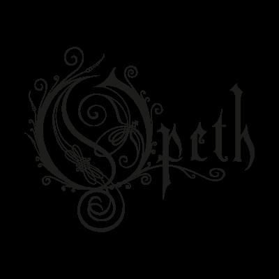 Opeth logo vector logo