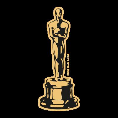 Oscar logo vector logo