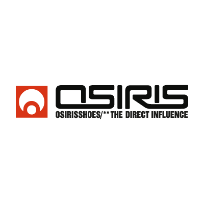 Osiris Shoes logo vector logo