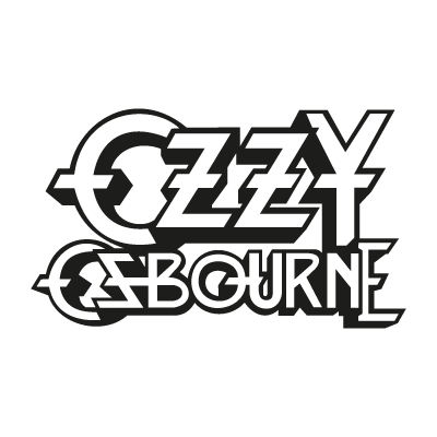 Ozzy Osbourne logo vector (.EPS, 393.63 Kb) download