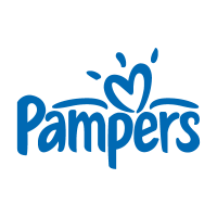 Pampers baby logo