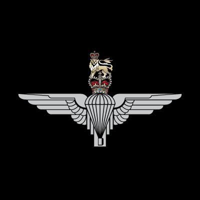 Parachute Regiment logo vector logo