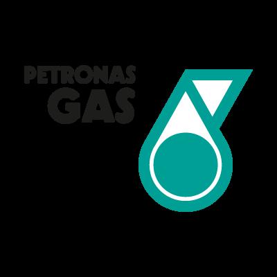 Petronas Gas logo vector logo