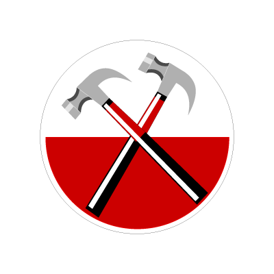 Pink Floyd logo vector logo