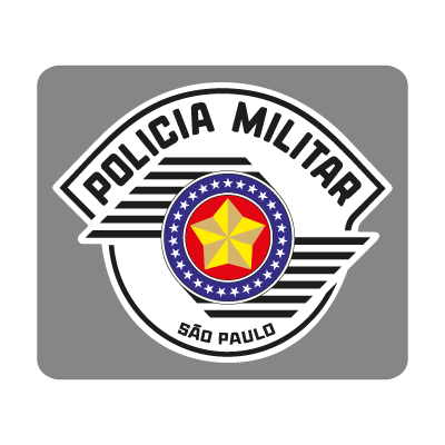 Policia Militar logo vector logo
