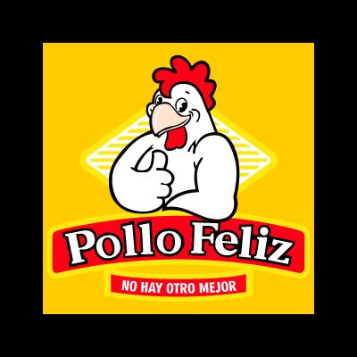 Pollo Feliz logo vector logo