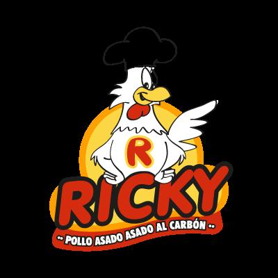 Pollo Ricky logo vector logo