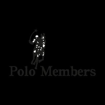 Polo Members logo vector logo