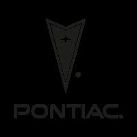 Pontiac black logo