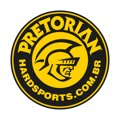 Pretorian Hard Sports logo vector logo