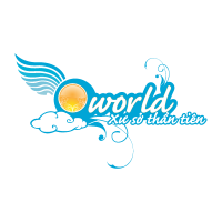 Q-world logo