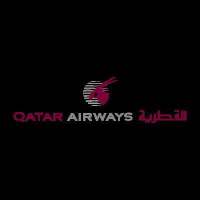 Qatar Airways  logo vector logo