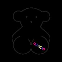 Qq bear logo
