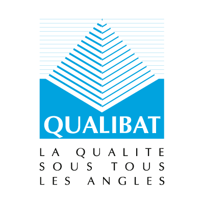 Qualibat logo vector logo