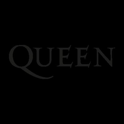 Queen logo vector logo