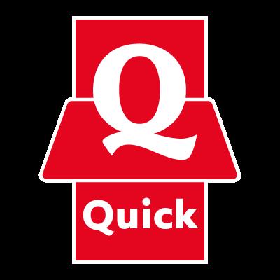 Quick logo vector logo