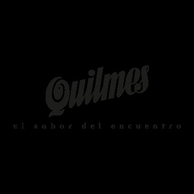 Quilmes beer logo vector logo