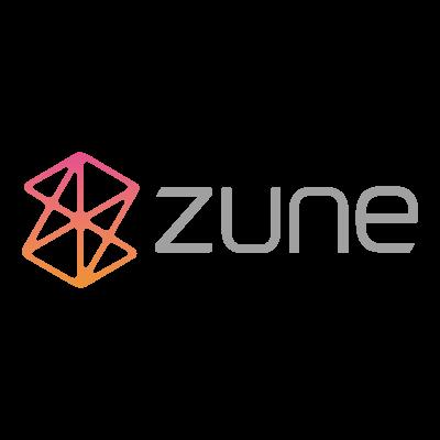 Microsoft Zune logo vector logo