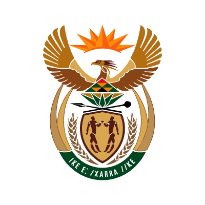 Coat of arms SA logo vector logo