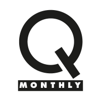 Q Monthly logo