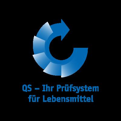 QS logo vector logo
