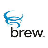 Qualcomm Brew logo