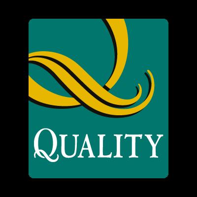Quality logo vector logo