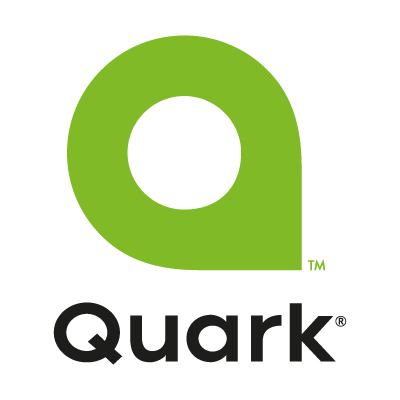Quark (2005) logo vector logo