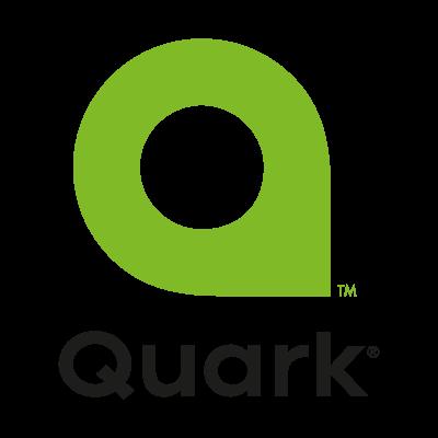 Quark (2005) logo vector logo